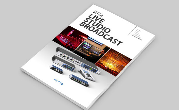 RME Audio Product Catalog