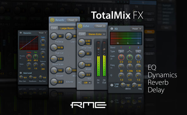 Unleash the Power of TotalMix FX